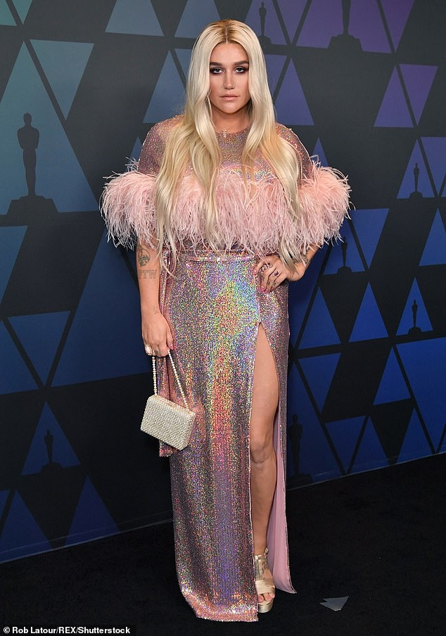 Governor's Awards/Kesha