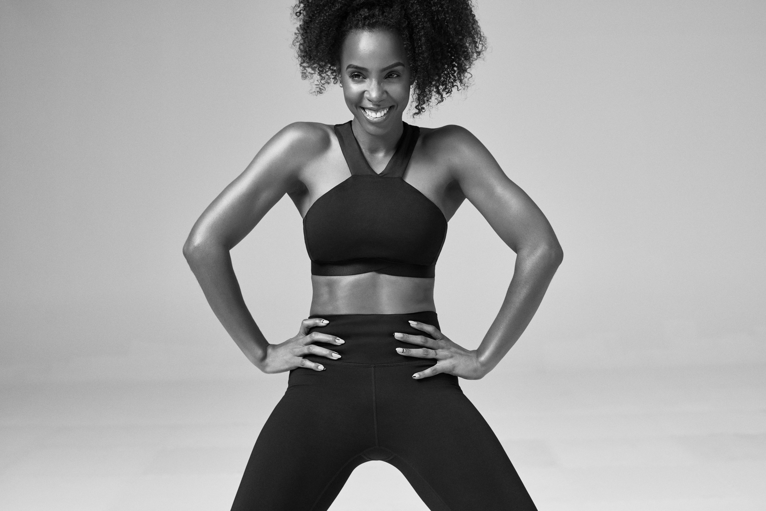 Kelly Rowland x Fabletics
