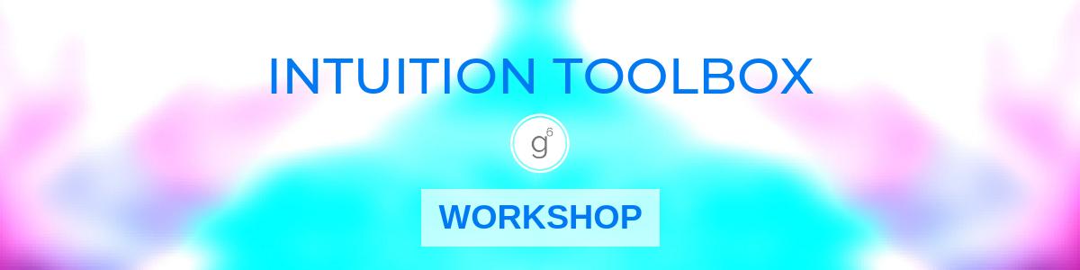 Intuition Workshop Seattle 2019 Gratitude6, LLC