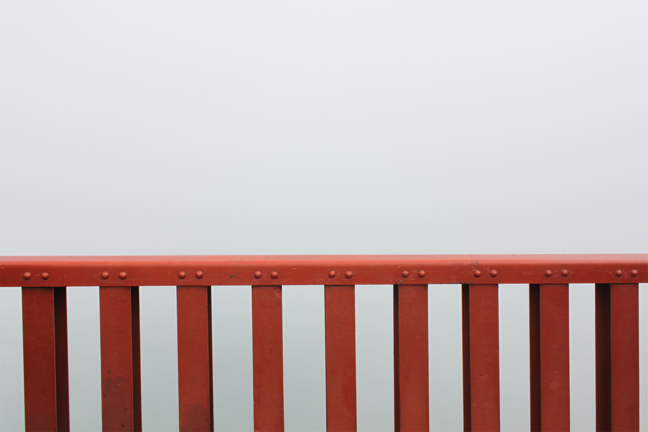 Flat Fog  by Carolina Magis Weinberg, 2014; digital print