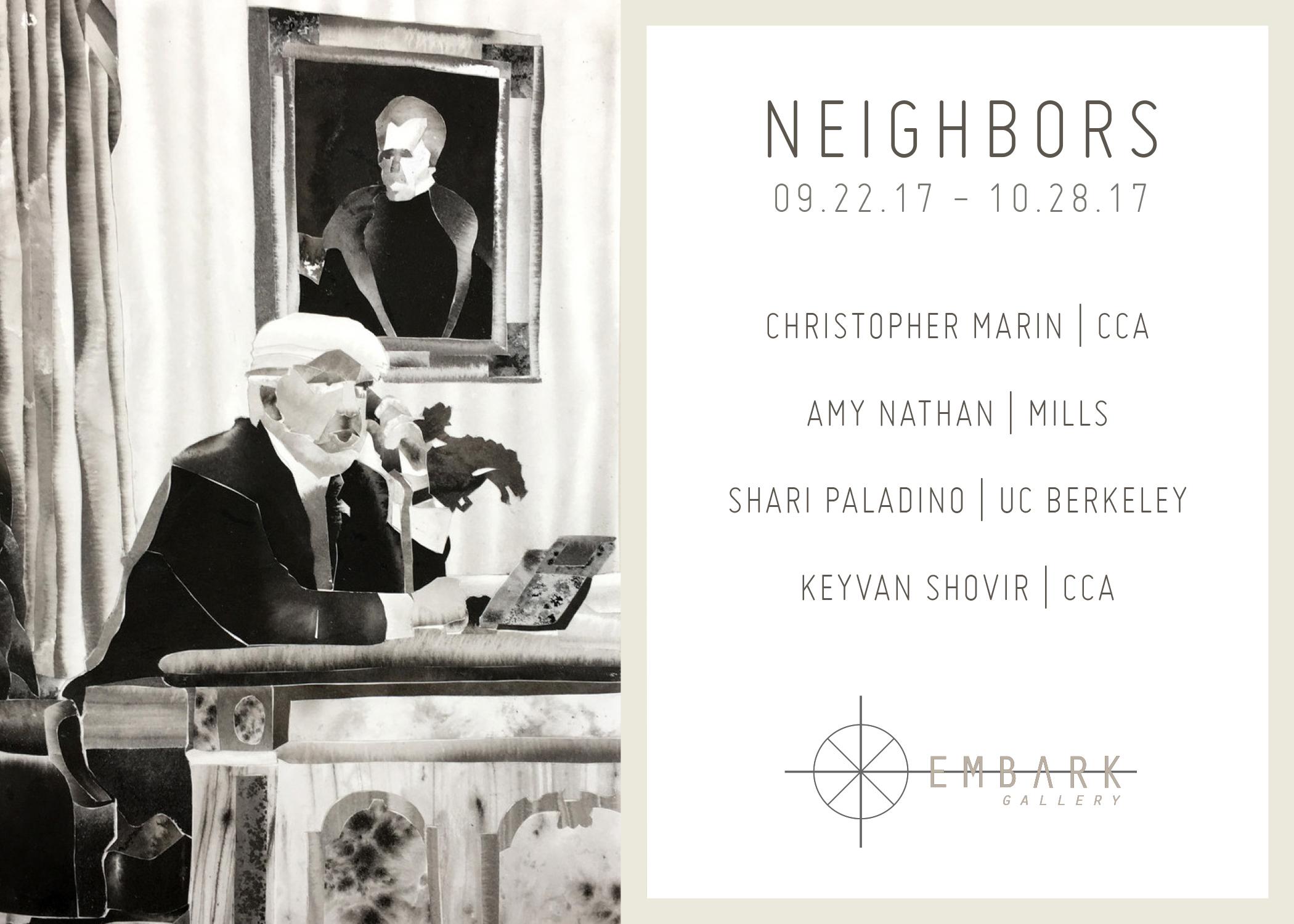Neighbors   09.23.17-10.28.17