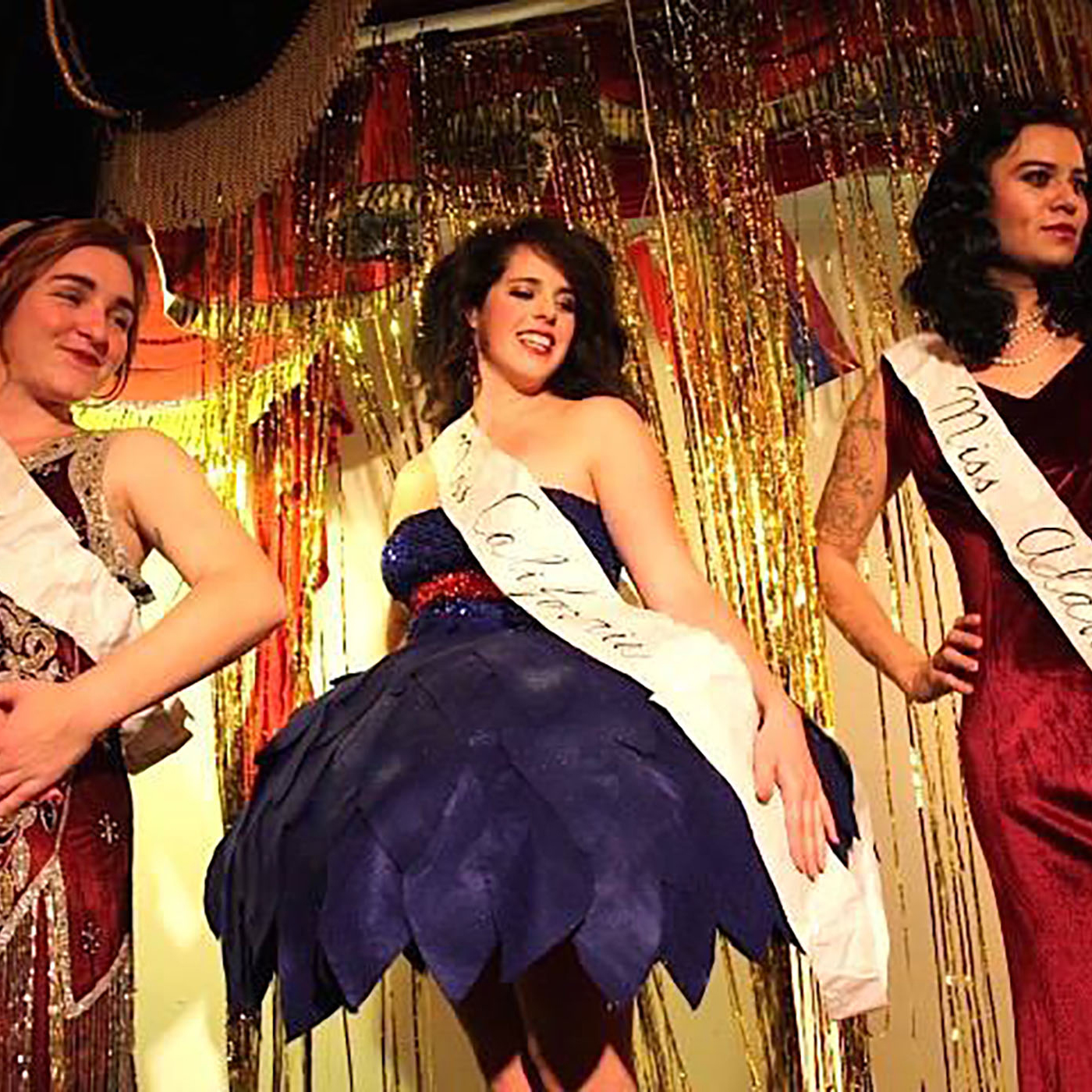 The winner of the 'Miss Appropriation' pageant?White women - May 21, 2018SF Gate