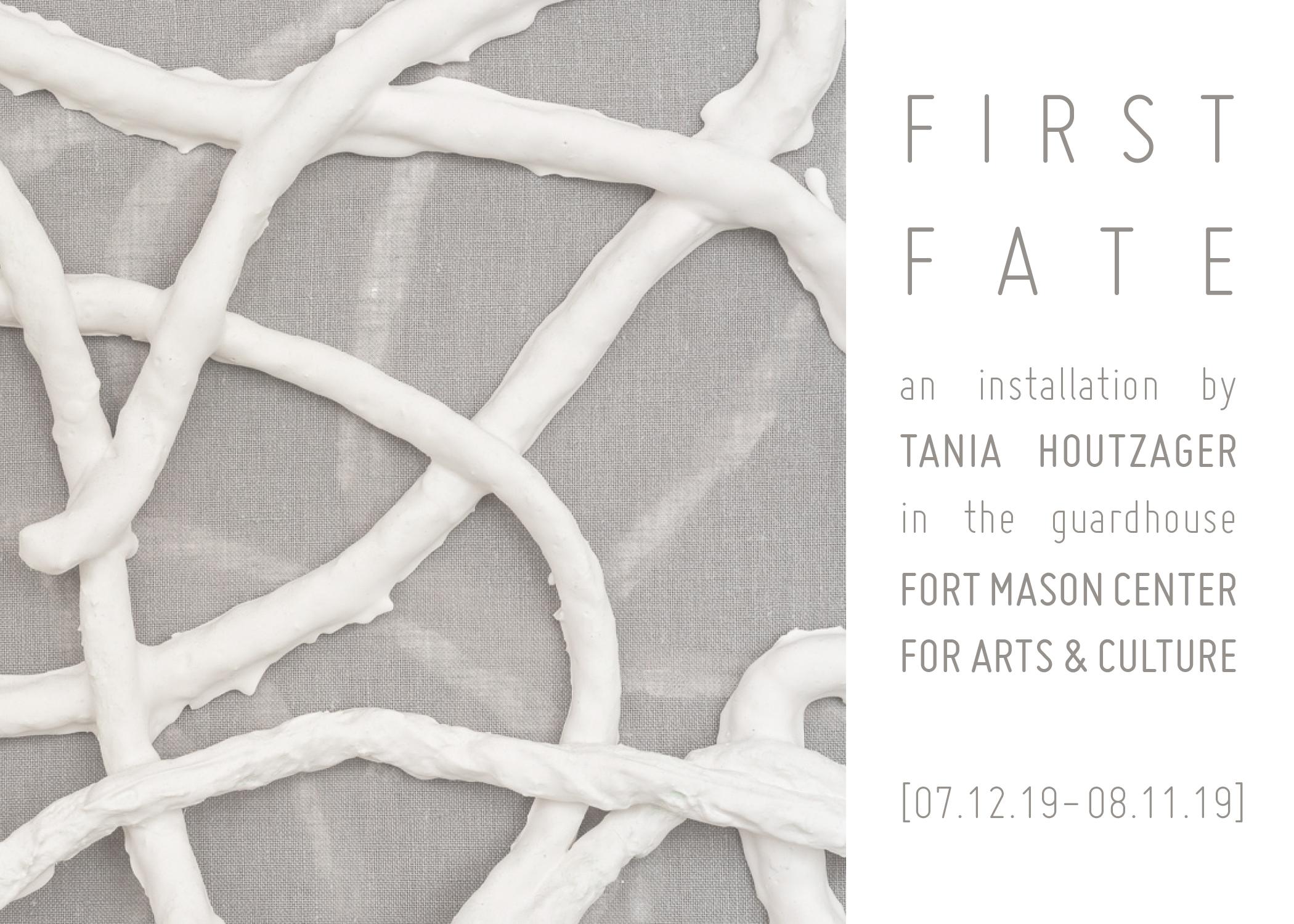 First Fate   07.12.19-08.11.19