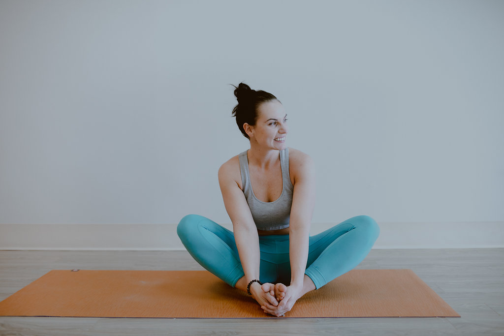 BRITTANY HOLTZ - Brittany Holtz is the Founder of STUDIO B POWER YOGA and the Lead Teacher of SBU's 200 Hour Teacher Training. Brittany discovered yoga during a time where she felt