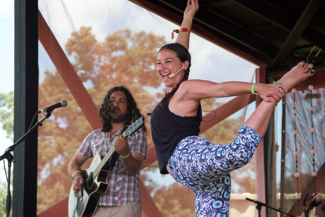 Big Juicy Live Blues Flow - Friday, September 27 | 6-7:30pm @ HersheyFor the last six plus years Sheri Celentano and Johnny Holleran have joined forces to create a dynamic, spiritual experience of yoga and music. This project has been across the States, and has served yoga centers, music and yoga festivals as well as the youth of NYC at the Rubin Museum. From Bonnaroo Festival, Canadian Yoga Festivals, German Yoga Conferences and the cliffs of Ireland, we bring you music and yoga together to lead you back into yourSELF ! Allow us to transport you into a world of movement , sound and depth.Sheri brings her Brooklyn Sass, Lotus Flow Soul and deep sense of compassion, discipline and nurturing, while Johnny, coming from the West Coast of Ireland brings masterful guitar playing, deep soulful singing and solid earth energy. The combo will be memorable.Cost: $35Click Here to Sign Up