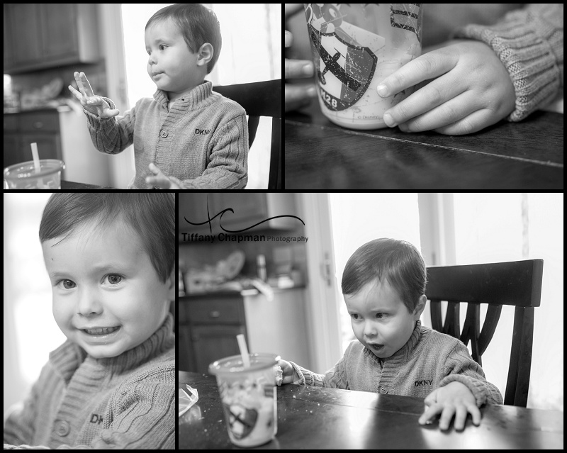 I loved watching Henry sing to songs and talk to his dad while mom was busy nursing Samuel.
