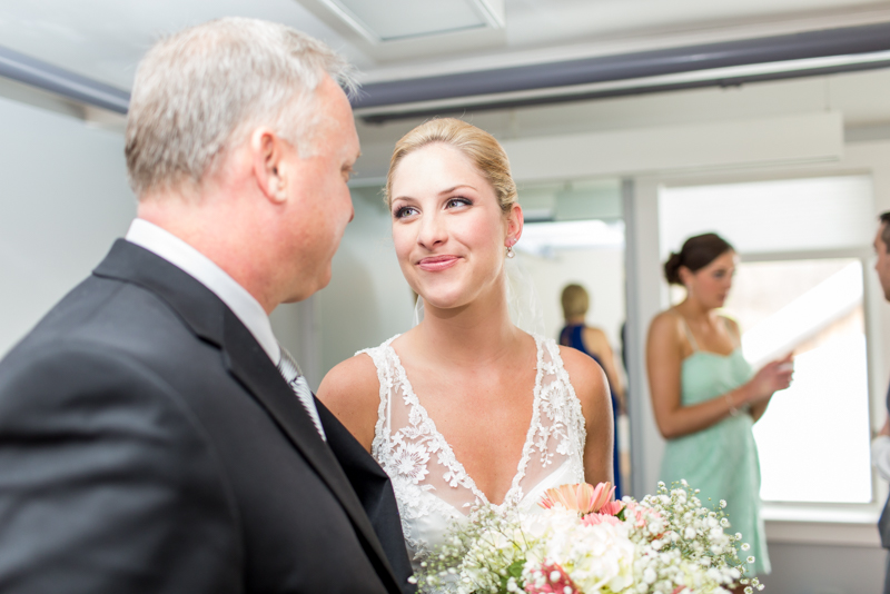 One of my favorites right before Trina's dad walked her down the isle!