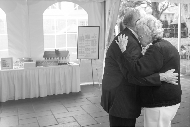When I was about to pack up for the day when I saw this vision. I had tears in my eyes when I captured this sweet moment of Dave's grandparents dancing all by themselves! TRUE LOVE!