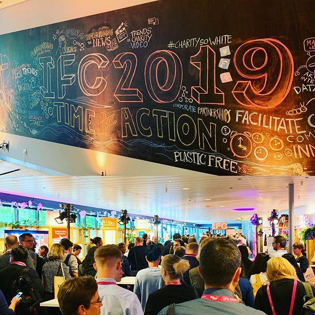 I år fick Alex Brekke från Fundraising Byrån AB hålla tal på den internationella Fundraising konferensen, IFC 2019 #internationalfundraisingconference  #conferencespeaker #konferens #holland