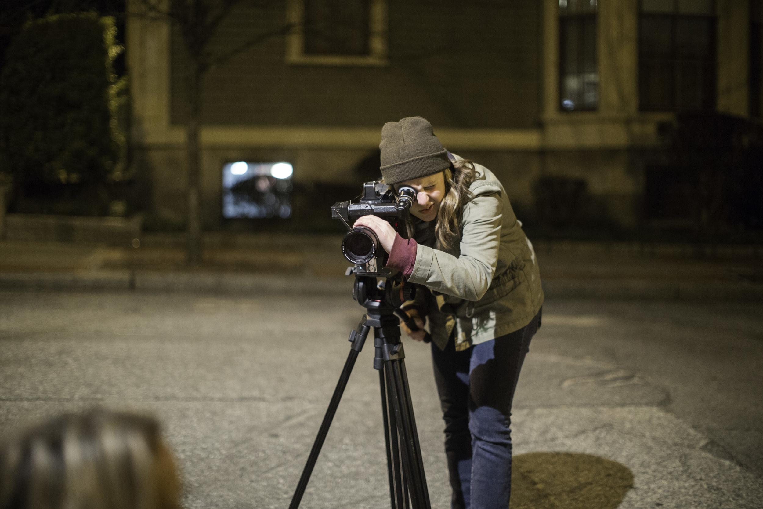 BTS Photography: Director Abbey Killheffer, 2014