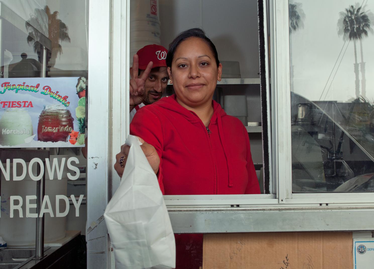 ROSA, WILLY, Valeria's Taco Shop
