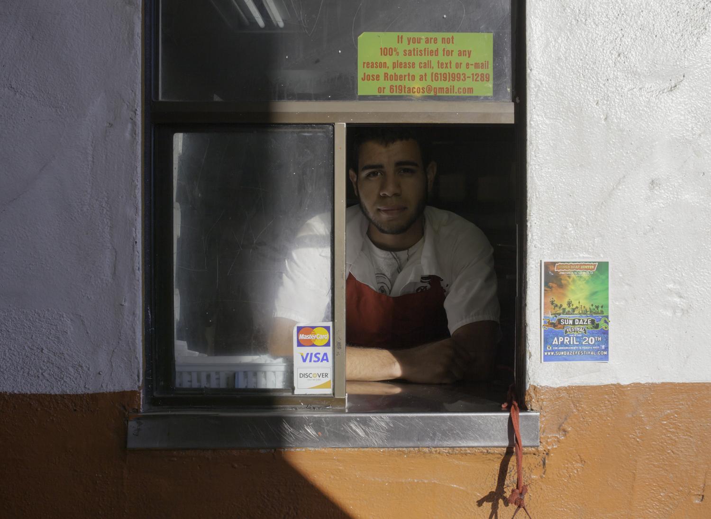 ADRIAN, Roberto's Taco Shop