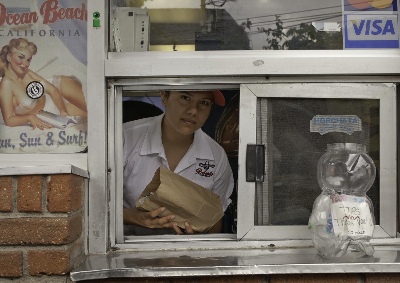 CASSANDRA, Roberto's Taco Shop