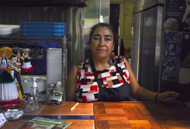 GLORIA, Gloria's Mexican Food