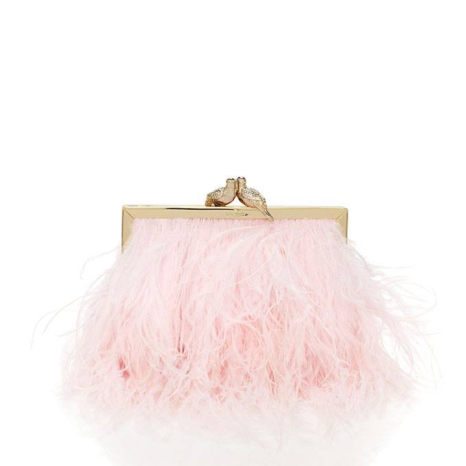 EVENING BELLES FEATHER MIMI US$398.00