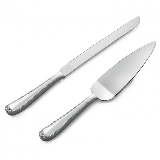 Vera Infinity Cake Knife & Server