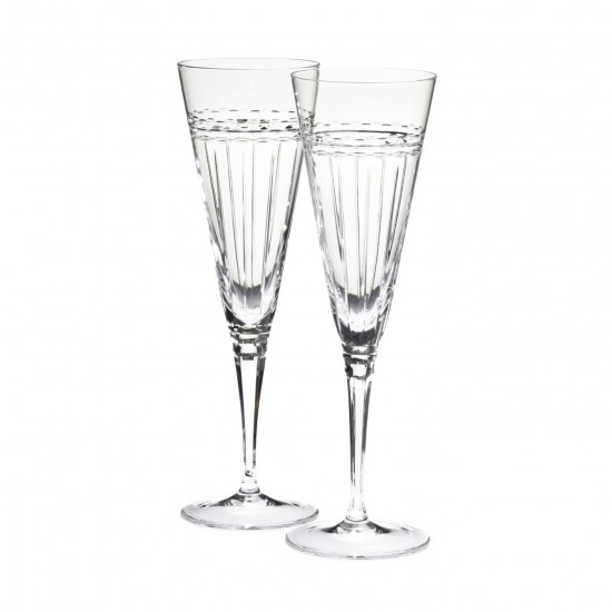 With Love Toasting Flute, Pair
