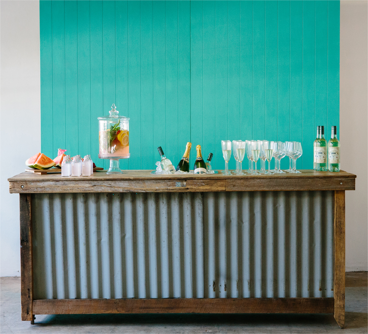 The 'Country Kitchen' Bar