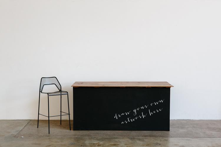 The 'Arty' Bar