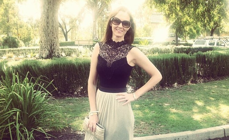 Featured:  Maura attending Alex's wedding  Chateau Elan @ The Vintage Hunter Valley .