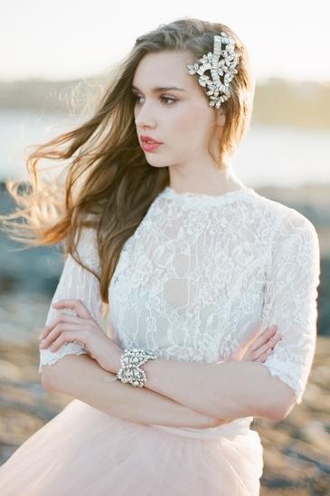 Photographer Jemma Keech for Bride La Boheme   Hair & Makeup by Liv Lundelius