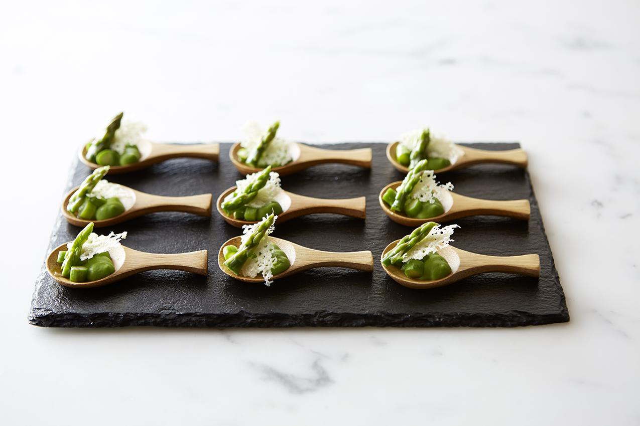 Pea mousse, asparagus, parmesan.jpg