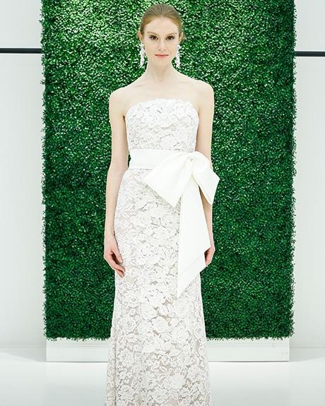 Wedding dress by    Sachin & Babi  |Photo: Luca Tombolini /  Indigitalimages.com