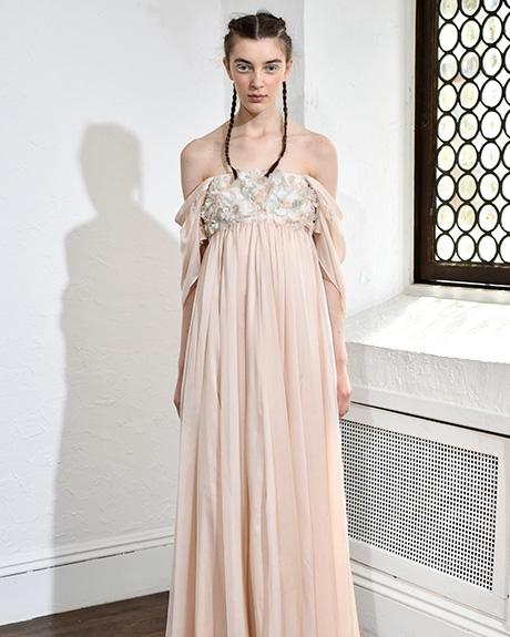 Wedding dress by   Houghton |Photo: Rodin Banica / Indigitalimages.com