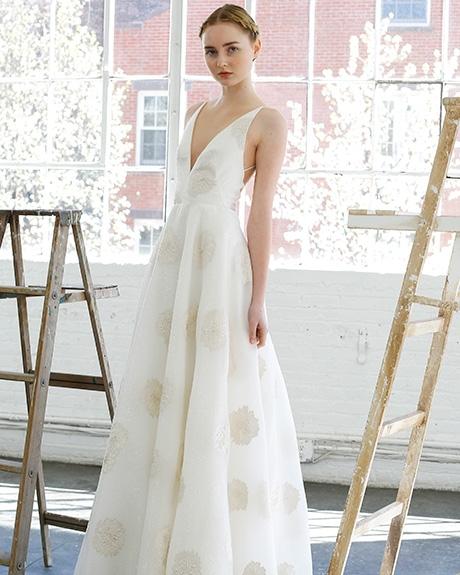 Gown Lela Rose  |Photo: Luca Tombolini /  Indigitalimages.com