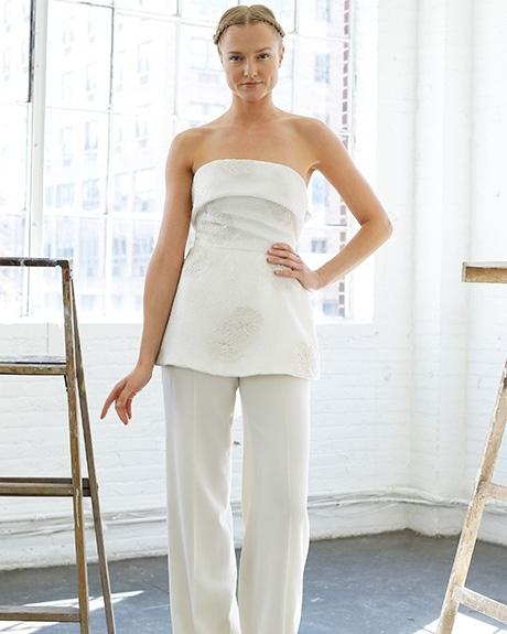 Pants/Top Lela Rose |Photo: Luca Tombolini /  Indigitalimages.com