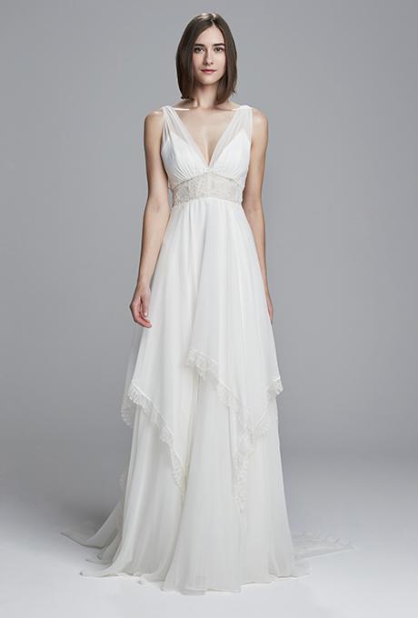 Gown Christos | Photo: Courtesy of Christos