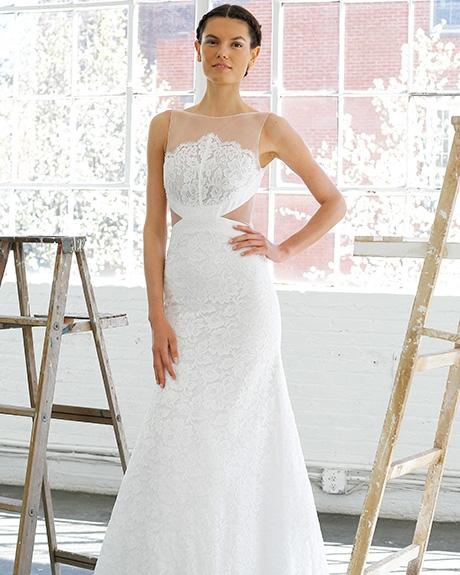 Gown Lela Rose | Photo: Luca Tombolini /  Indigitalimages.com