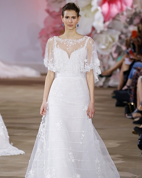 Gown by Ines Di Santo | Photo: Luca Tombolini /  Indigitalimages.com