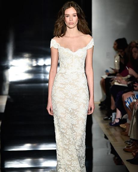 Gown Reem Acra | Photo: Rodin Banica /  Indigitalimages.com