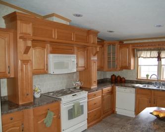 Pine Grove Homes Hearth Kitchens