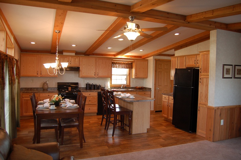 Cedar Ceiling Beams