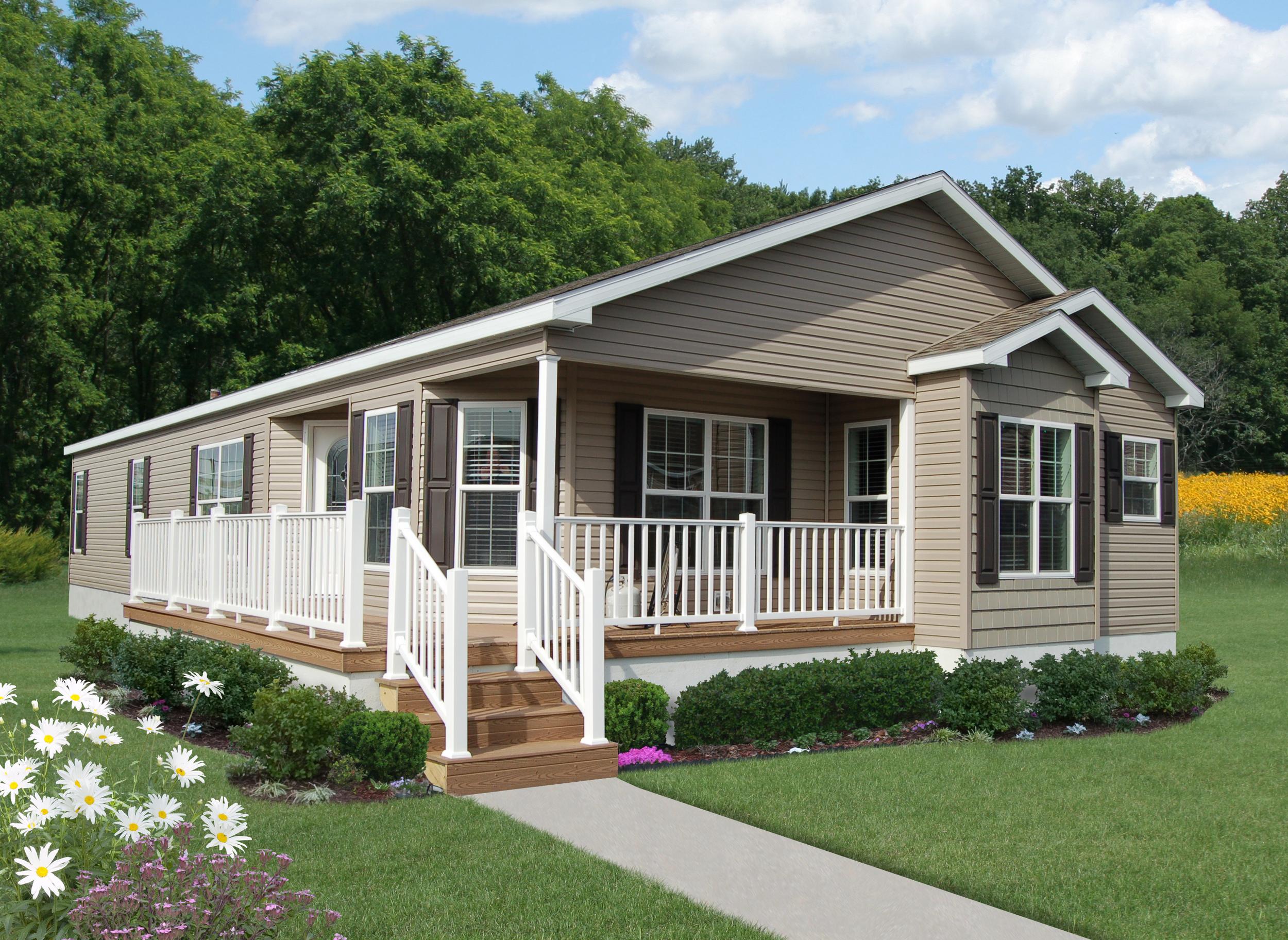 Pine Grove Homes — Photo Tours - Exterior