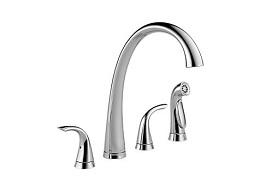 Delta Waterfall Chrome Kitchen Faucet