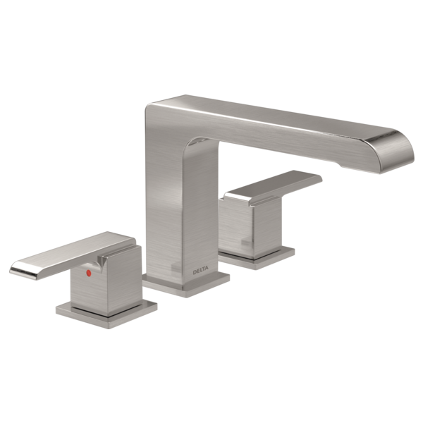 Delta Ara Stainless Steel Soaker Tub Faucet