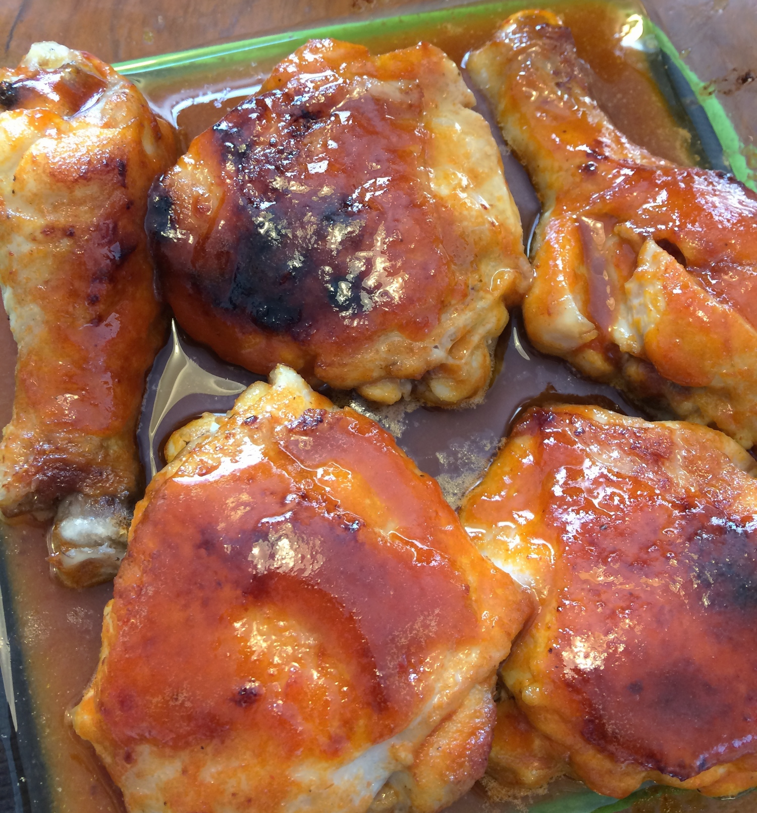 Baking a few pounds of chicken is a great place to start!