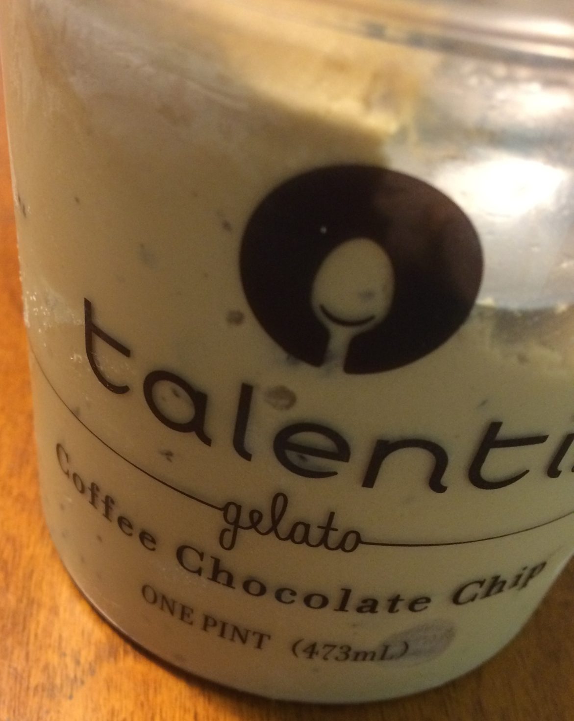 I absolutely love ice cream but I try not to keep it around too often or else i will reach for it every night.