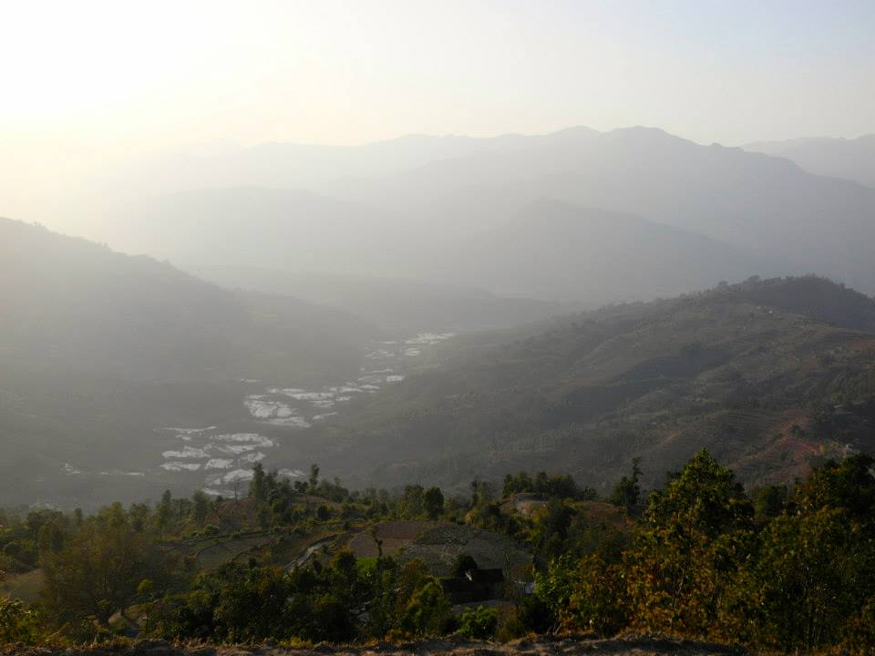 The District of Nuwakot in the Kathmandu Valley
