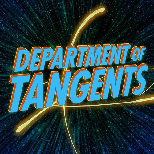 Christina talks About a Donkey and her love of horror & comedy on The Department of Tangents Podcast  (2019)