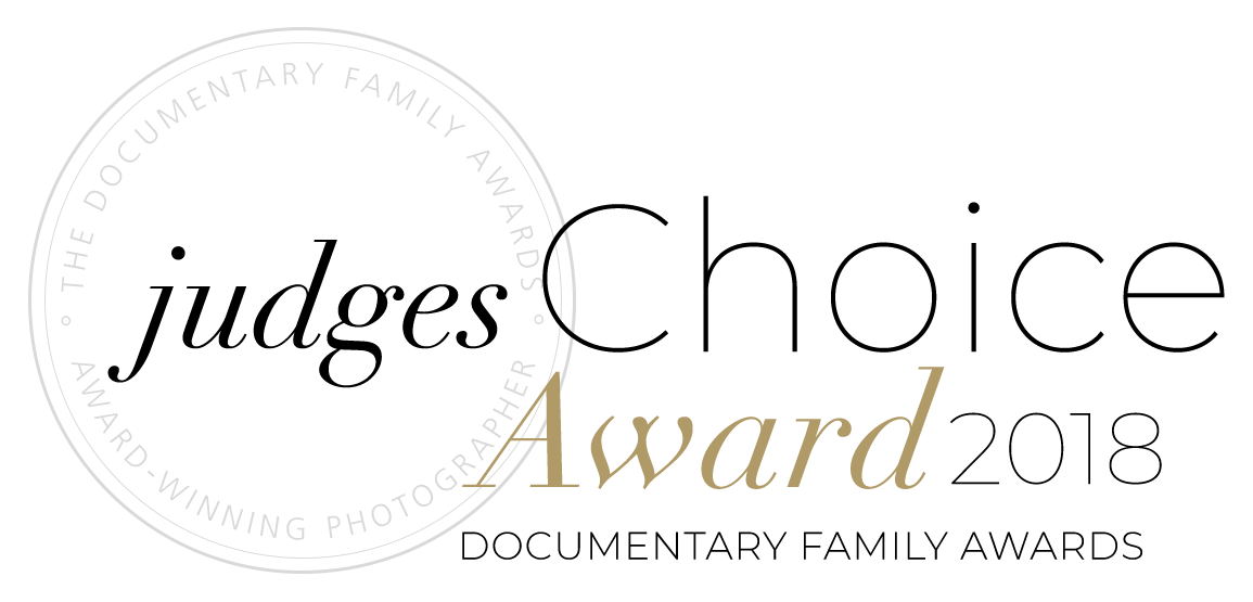 This year I was the recipient of a Judges Choice Award from The Documentary Family Awards. You can read more about the winning photo, along with other award winners  here .