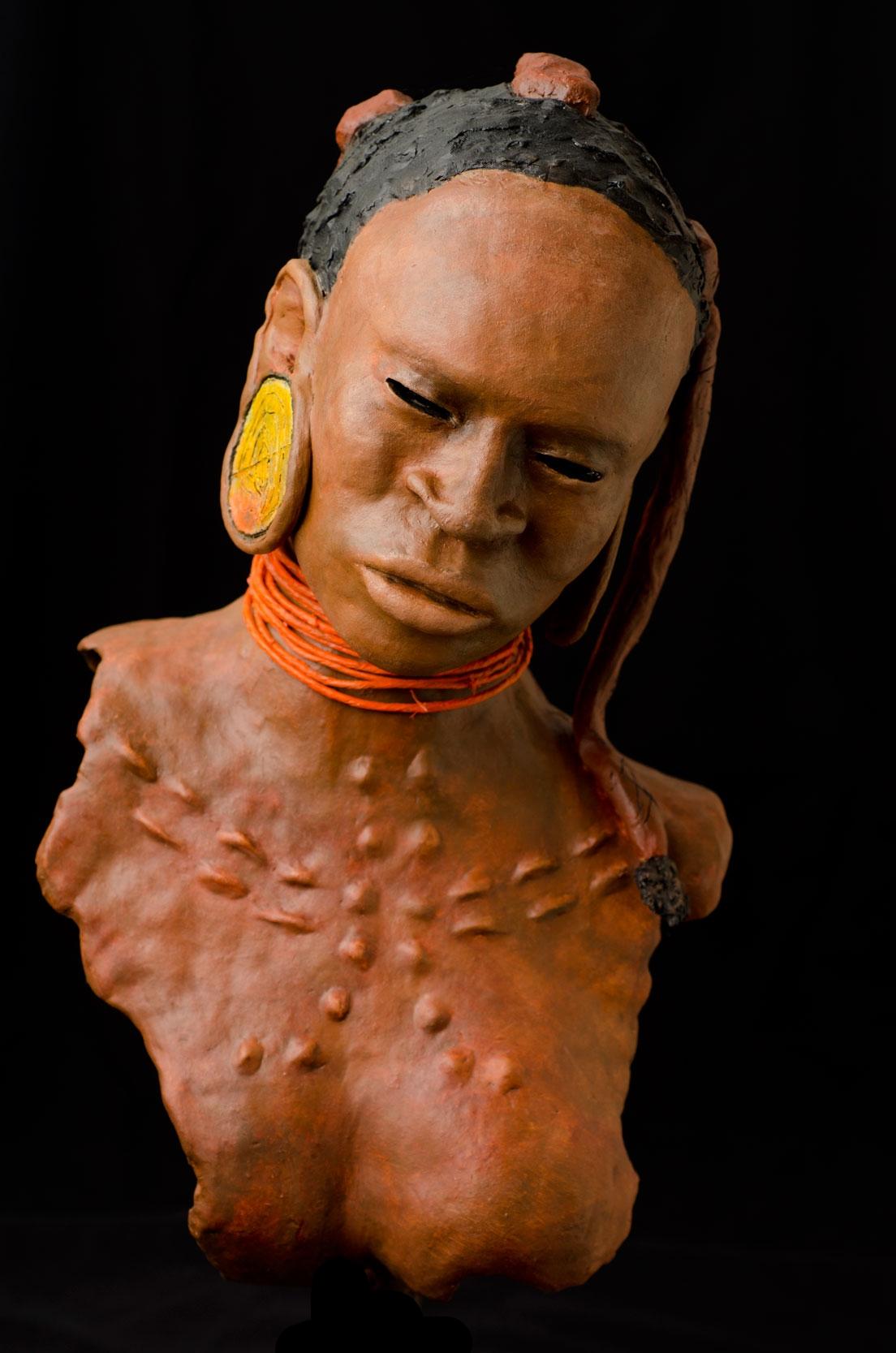 Hamar Tribe Adult Female