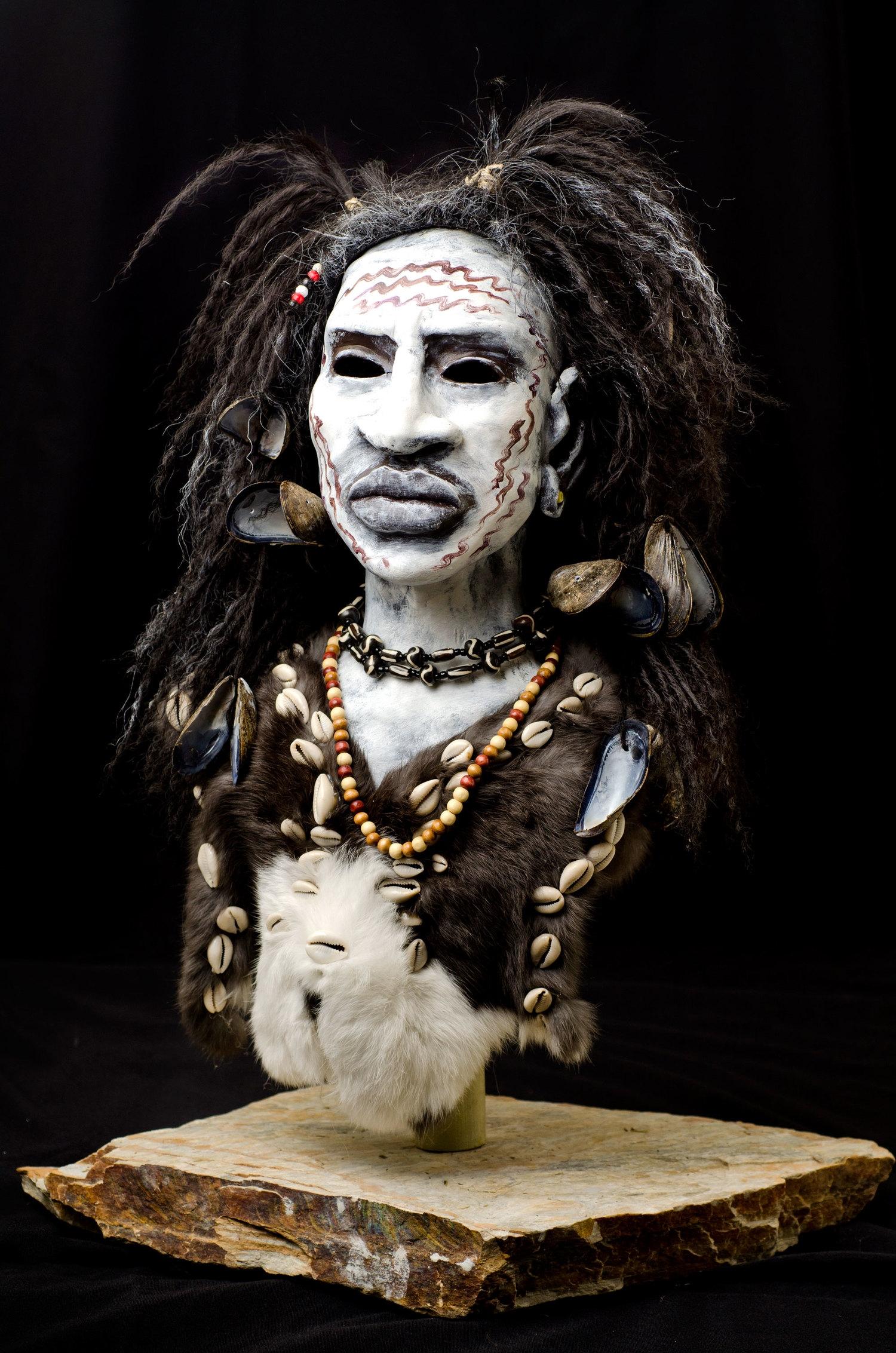 Kwegy Tribe Adult Male