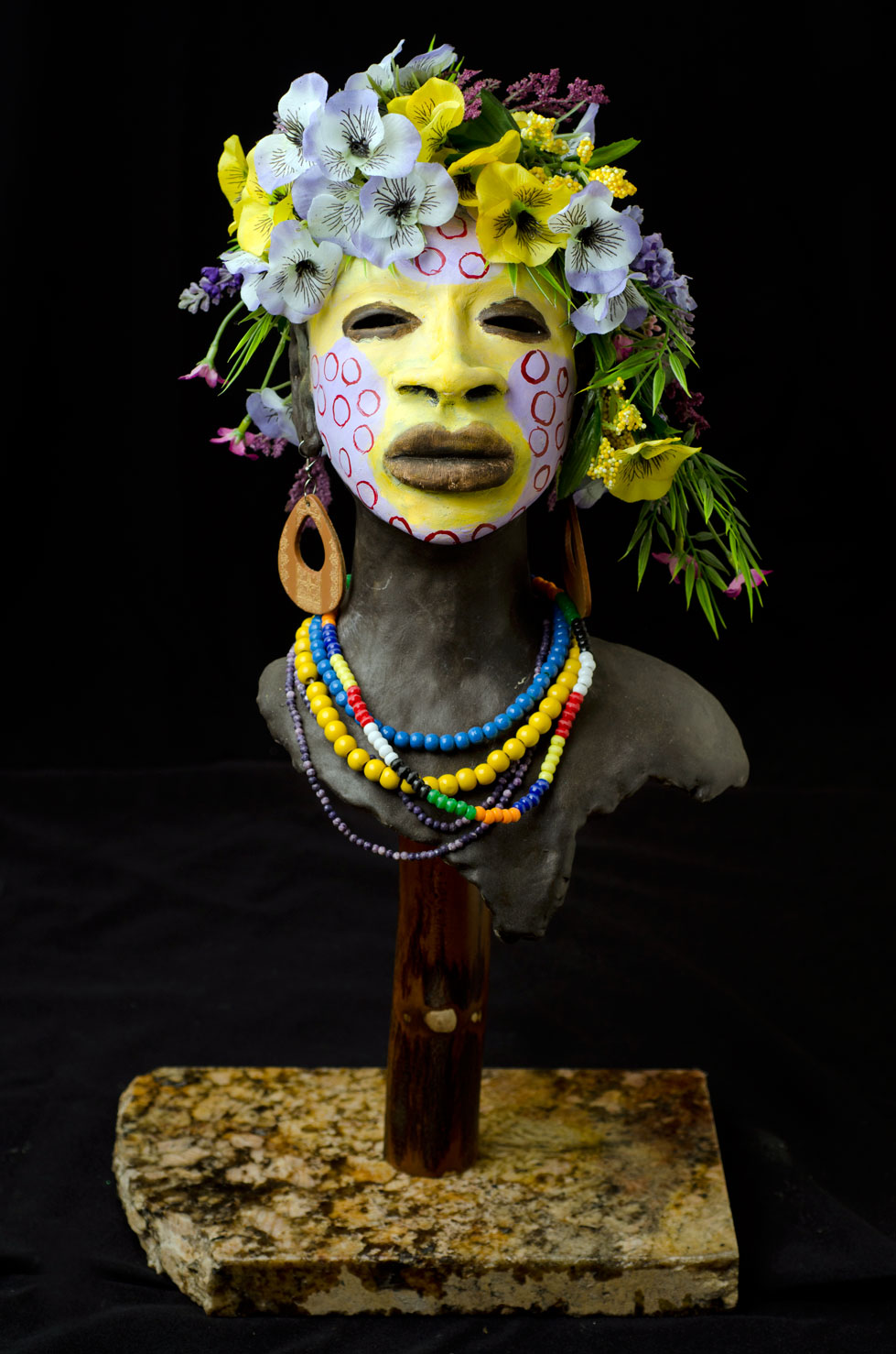 Konso Tribe (young female)