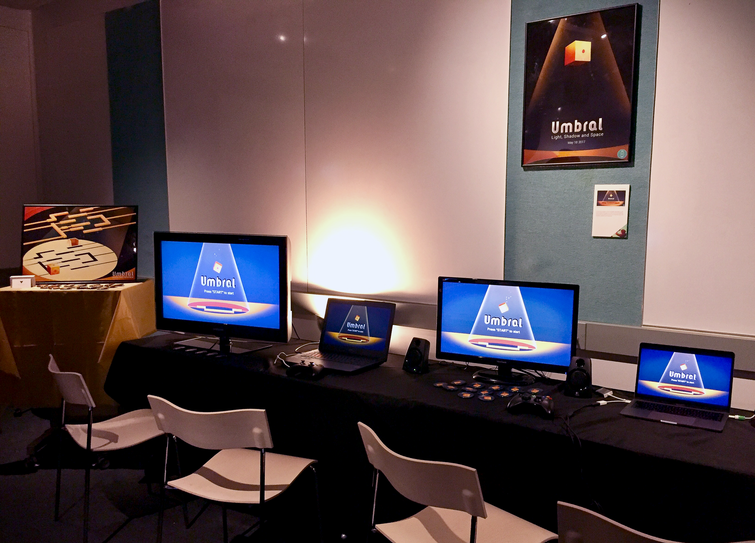 Beta Released at NYU GAME CENTER END OF YEAR SHOW.