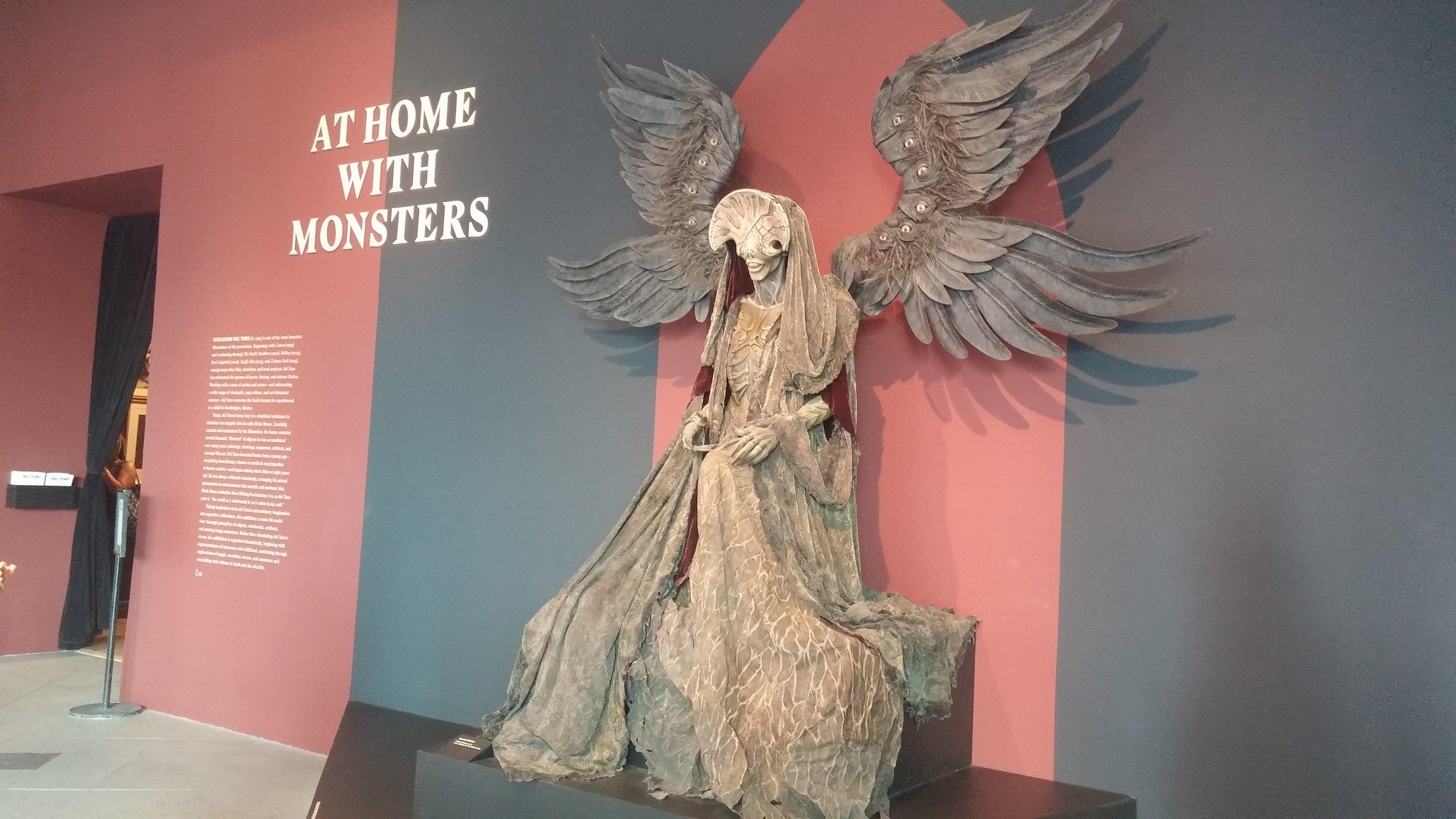 LACMA & Guillermo del Toro Special Exhibit
