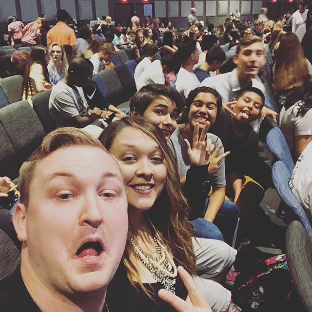 @wavestudentconf has started and we are 🎉🎉🎉 we can't wait to see everything God is going to do over the next three days!